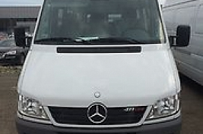 Mercedes-Benz Sprinter с 74 маршрутом ()