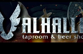 Франшиза «VALHALLA - TAPROOM & BEER SHOP» – крафтового бара ()