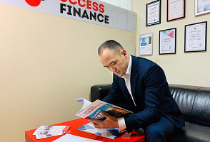 Франшиза «Success Finance» – финансовый консалтинг